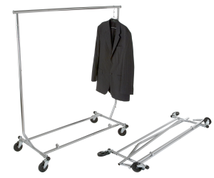 Salesman Rack Single Bar