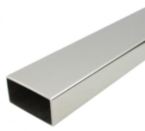 "Rectangular Tubing 16 Gauge 24"" L x 1/2"" x 1 1/2"""