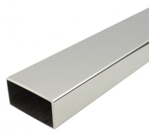 Rectangular Tubing 4'  16 Gauge Chrome Plated 3