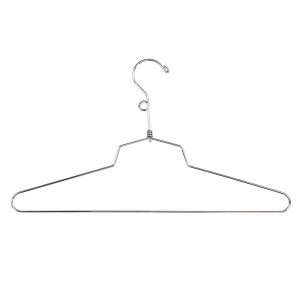Chrome Metal Dress Hangers Multiple Sizes Starting At