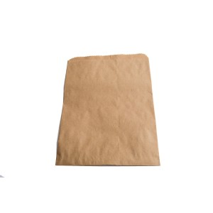 "Paper Shopping Bags 13"" x 9 1/4"" x 12 1/2"" Natural"