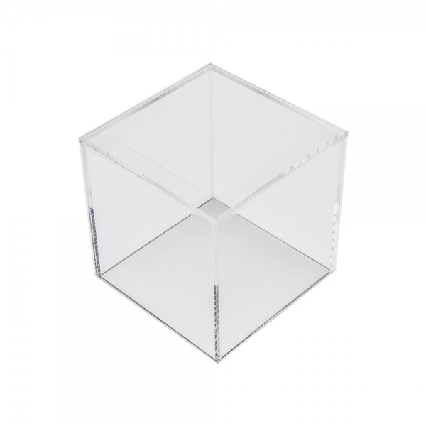 Acrylic 5 Sided Cube