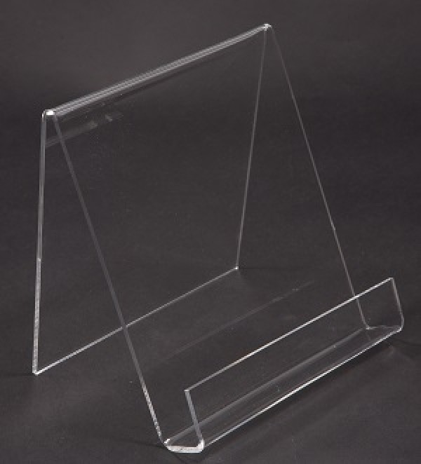 Assorted Acrylic Easels With Lip Clear  4