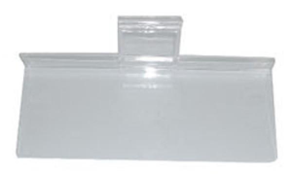 """Acrylic Gridwall Shelf 10""""2"""
