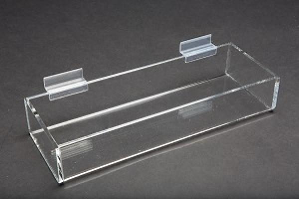 Acrylic Slatwall Display Tray 2214 2