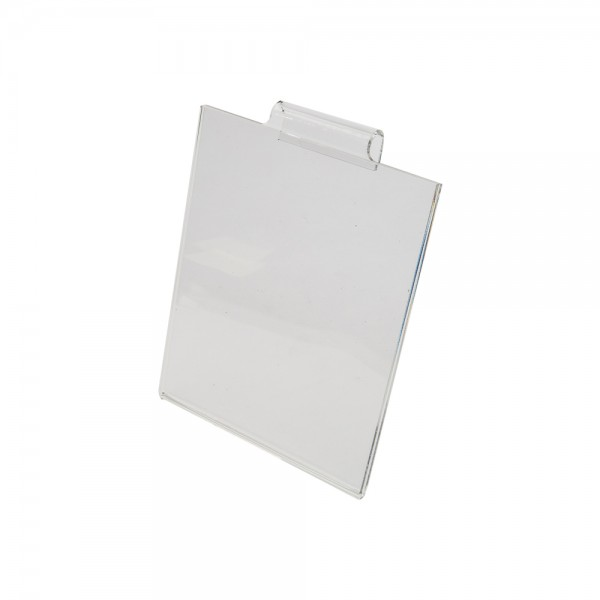 Acrylic Gridwall Sign Holder