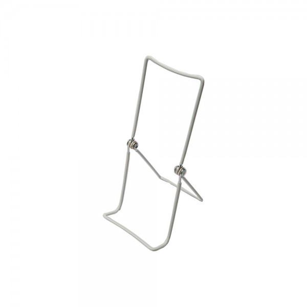 """White Wire Easel 9"""""""