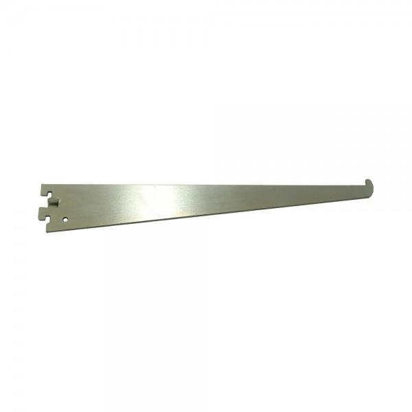 "Metal Universal Standard Shelf Bracket 12"""