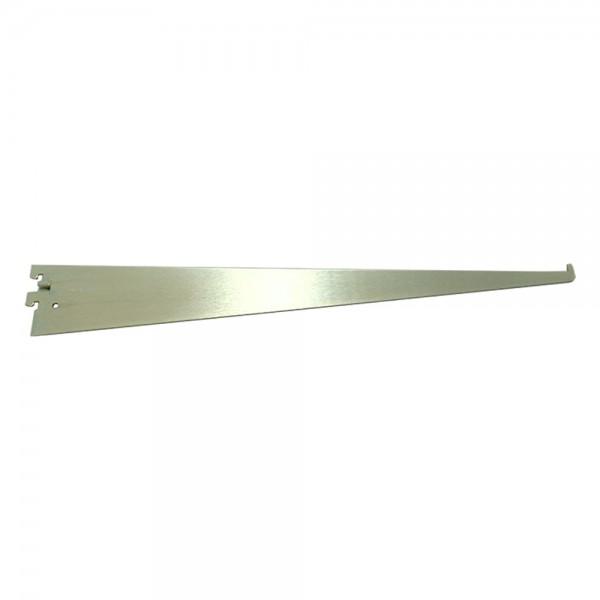 "Metal Universal Standard Shelf Bracket 18"""