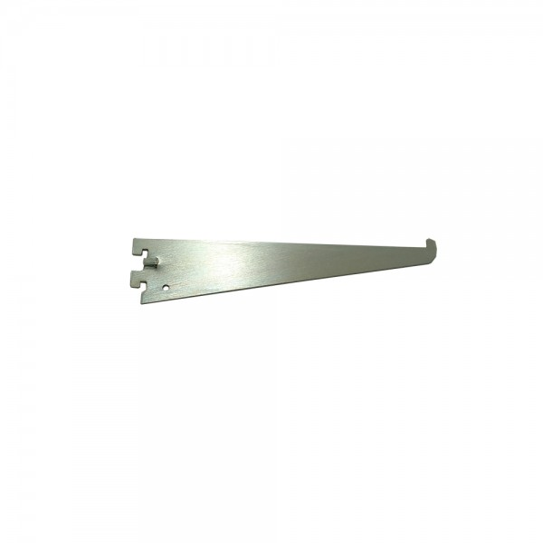 Metal Universal Standard Shelf Bracket 8""