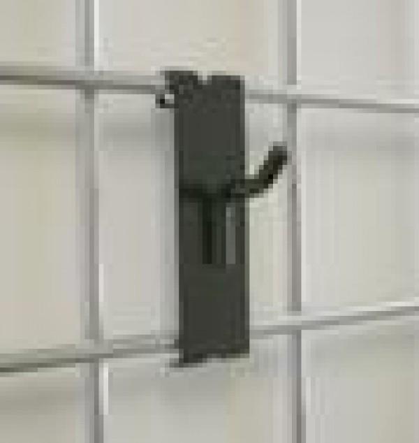 Assorted Gridwall Hook Black 3