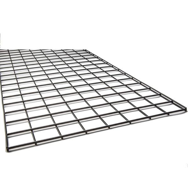 Gridwall Complete Free-Standing Floor Fixture. 2' x 5 '  3