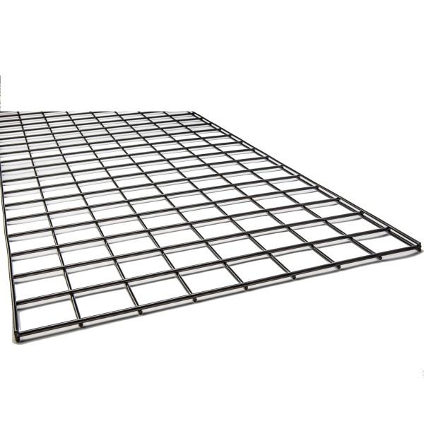 Grid 2' x 4' Black: BLK24 Down