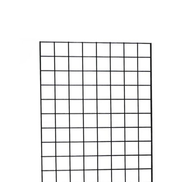 Grid 2' x 4' Black: BLK25