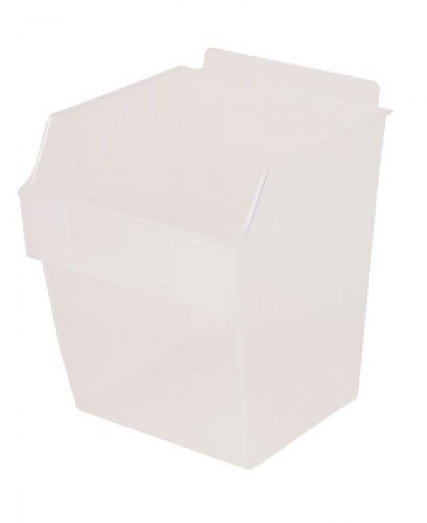 Assorted Slatwall Boxes Clear 3