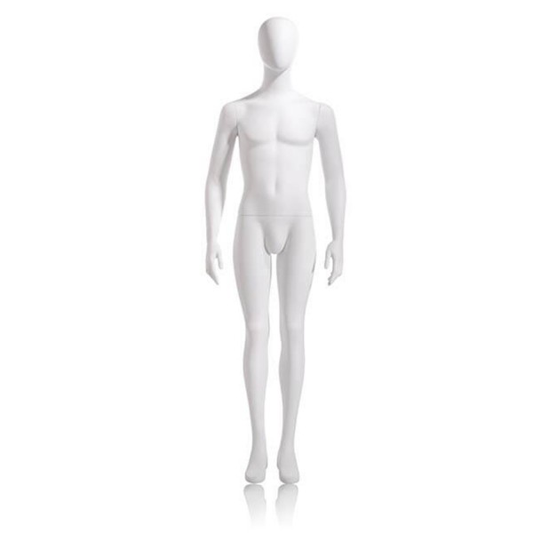 Male Mannequin Hands on Side