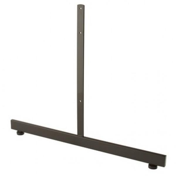 Gridwall Complete Free-Standing Floor Fixture. 2' x 5 '  4