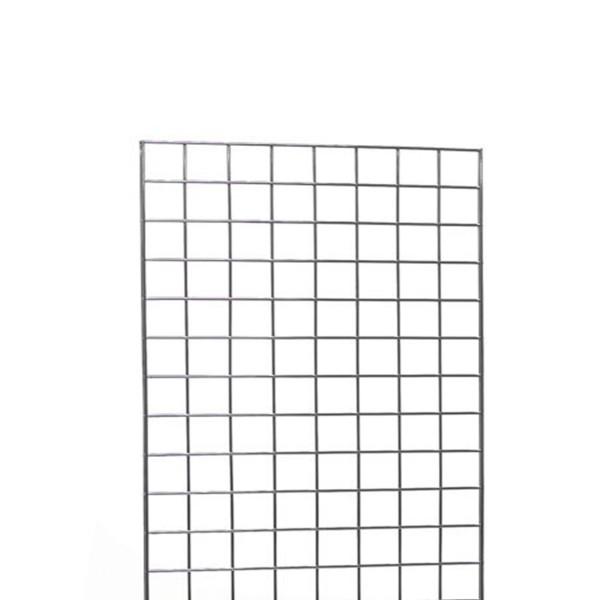 "Grid 2"" x 7"" Chrome: GW27"