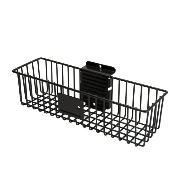 Assorted Slatwall Baskets