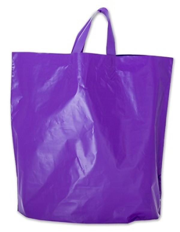 Bag 12 x 10 x 4 Hot Purple