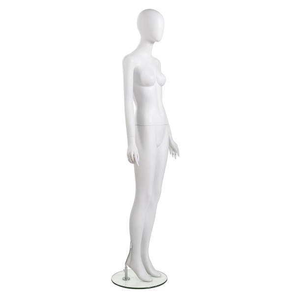Female Mannequin Arms by Side 4