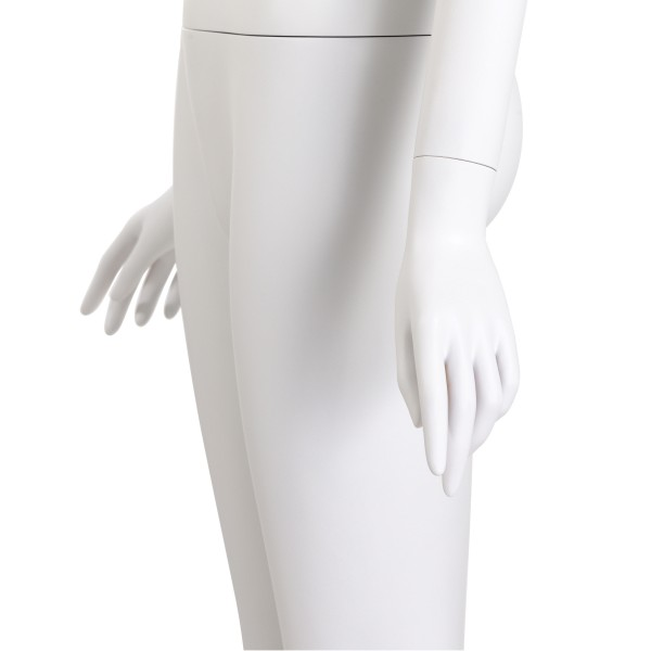Female Mannequin Arms by Side  5