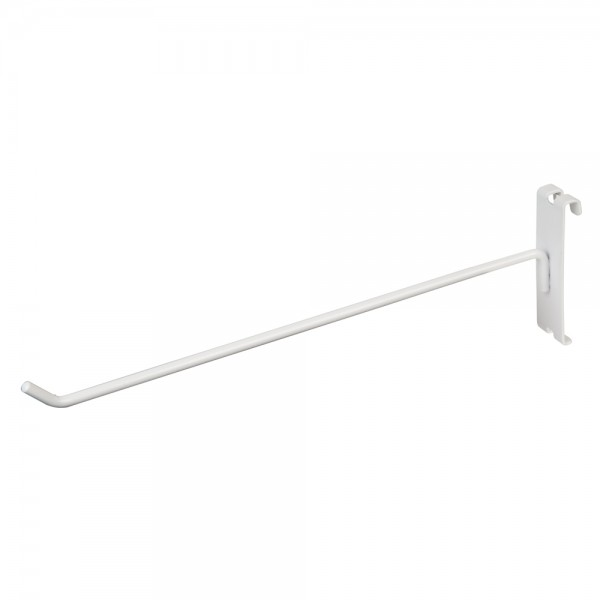 Assorted Gridwall Hook White 5