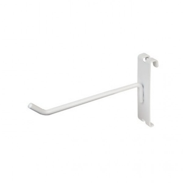 Assorted Gridwall Hook White 4