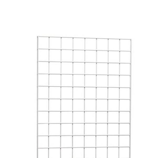 Gridwall 2' x 8' White: WTE28 1